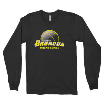 Adult Bella Canvas Long Sleeve T-Shirt Thumbnail