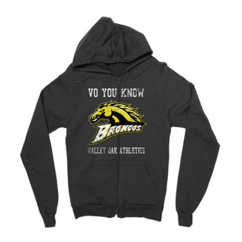 Adult Zip Up Hoodie Thumbnail